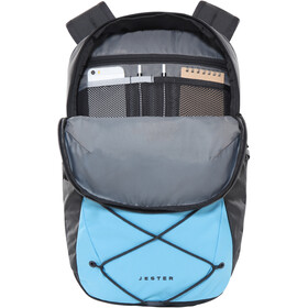 The North Face Jester Rugzak Dames, ethereal blue/asphalt gry